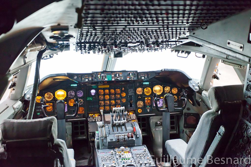 Boeing 747 100 Air France F Bpvj Cn 20541 200 After 27