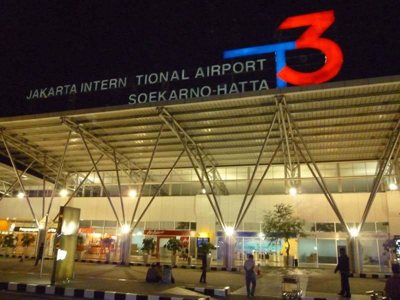 T3 SoekarnoHatta Airport at night  SoekarnoHatta Internat  Flickr