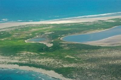 Laysan Island | Laysan previously harbored 5 unique ...