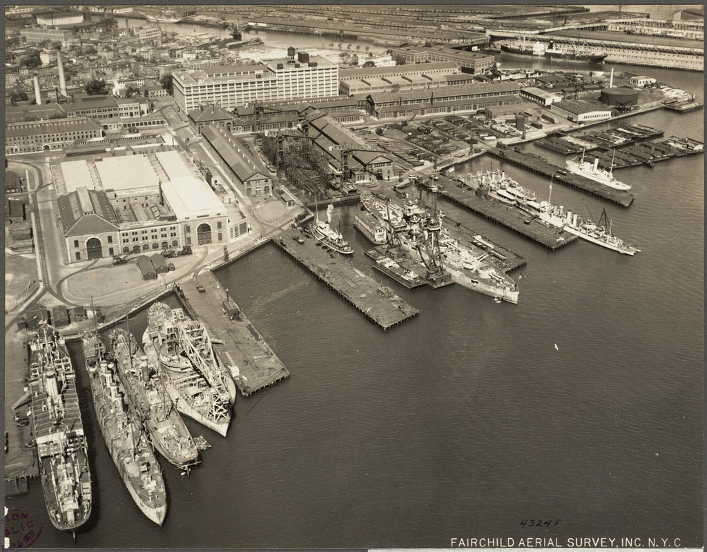 Boston Charlestown Navy Yard  File name 08_02_001415 Box   Flickr