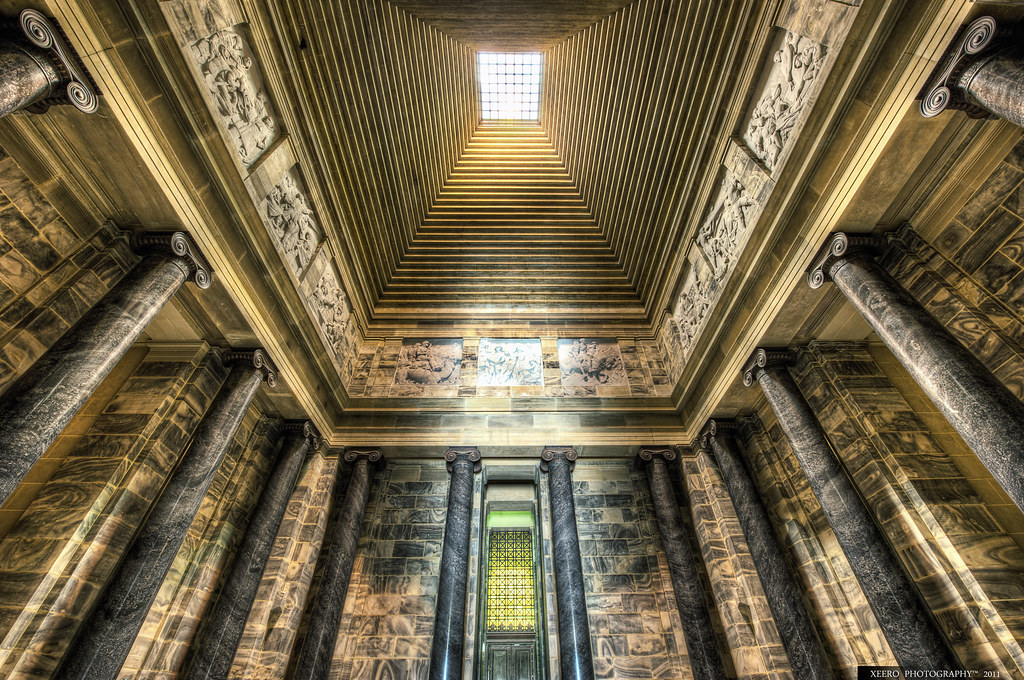 The Shrine Of RemembranceInterior  HDR  It is real good  Flickr