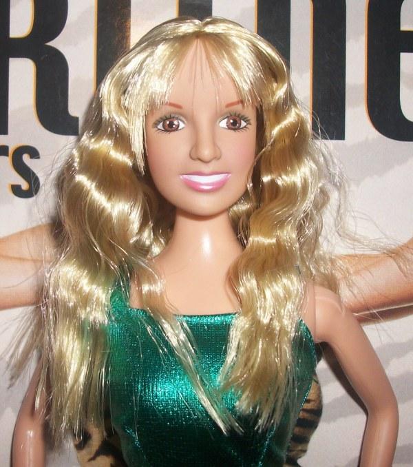 Britney Spears Dolls