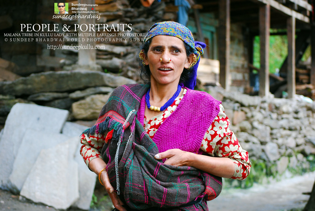 MALANA TRIBE IN KULLU PEOPLE  PORTRAITS HIMACHAL PHOTOSTO  Flickr
