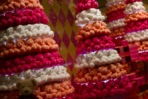 Teddy Bear Christmas Tree Hamley The Bear Flickr