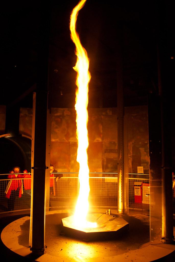 Fire Tornado  Vassilena Valchanova  Flickr