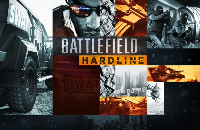 Battlefield: Hardline Review - very average
