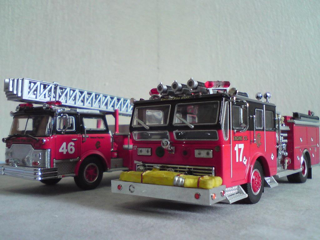 LADDER 46 AND ENGINE 17  Md Imran  Flickr