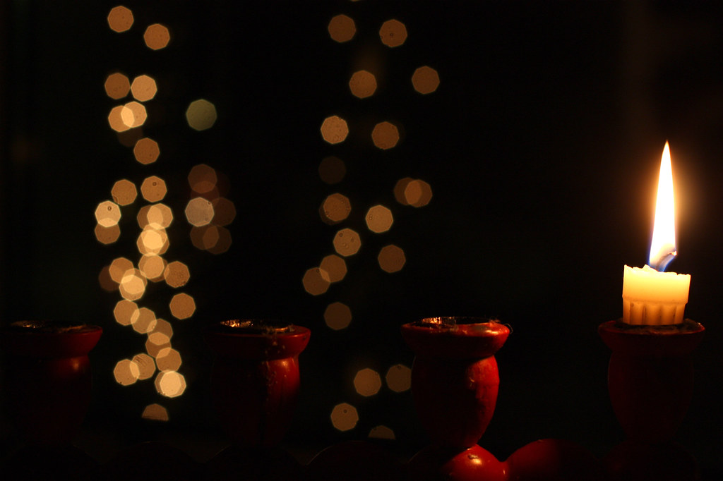 332 365 First Advent The Count Down For Christmas Began