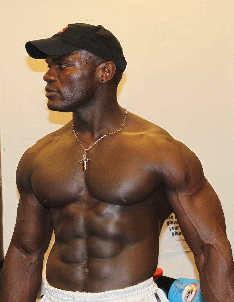 Alain Ngalani  Name Alain Ngalani Fighter Nickname The Pa  Flickr