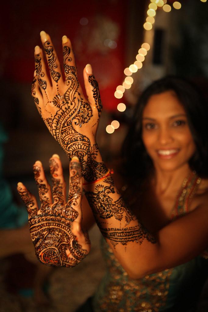 Shraddha Mehndi Henna I Married My Beautiful Bride Last