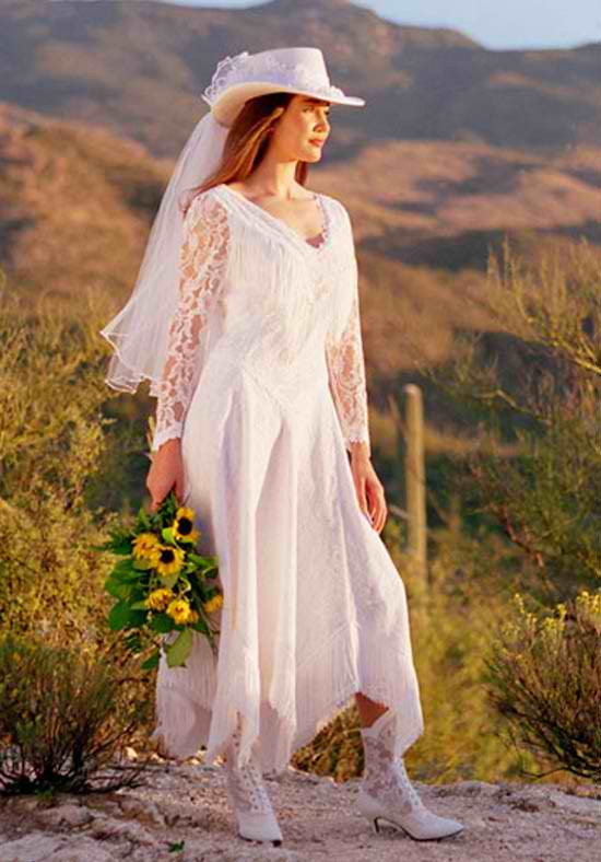 cowboystylewhiteweddingdress  Find more wedding dresses  Flickr