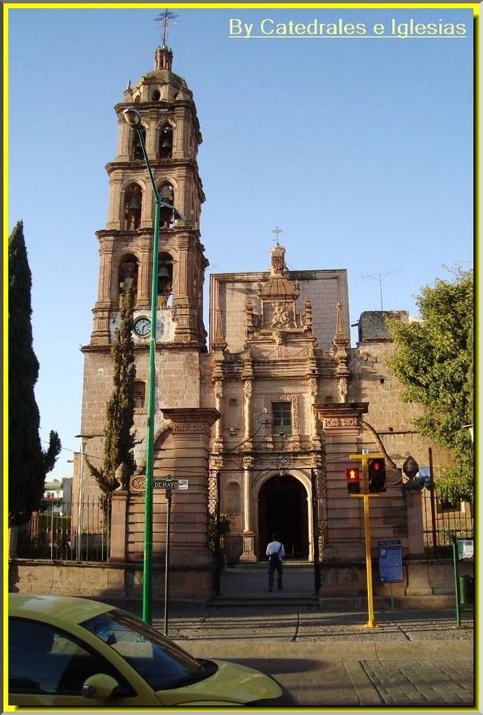 Parroquia de Santiago Apstol Silao Estado de Guanajuato  Flickr