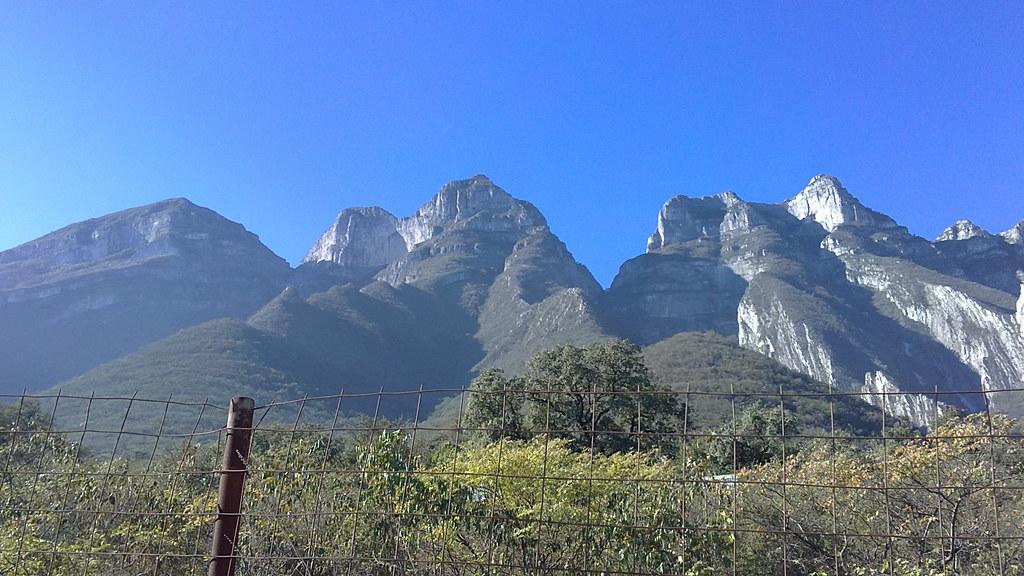 Cerro De Las Mitras Cumbres Monterrey Mexico En Mi