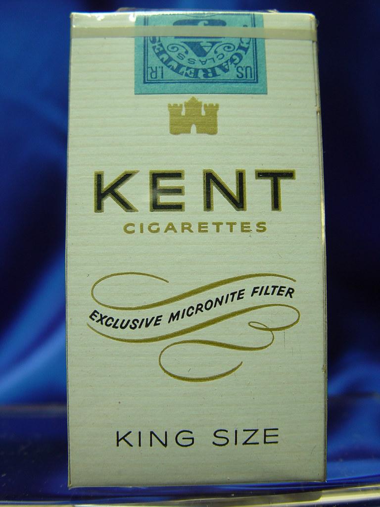 Kent Micronite Asbestos Cigarette Mini 5Pack  Front  Flickr
