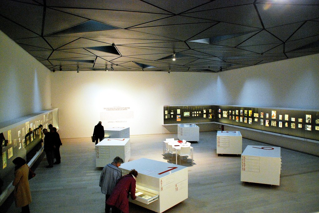 63 Sala subterranea Museo ABC Madrid 35293  flickriver