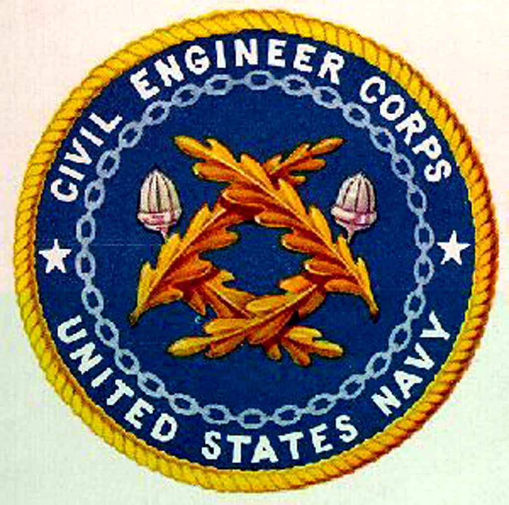 Naval Civil Engineer Corps Insignia  CreatorPhotographer