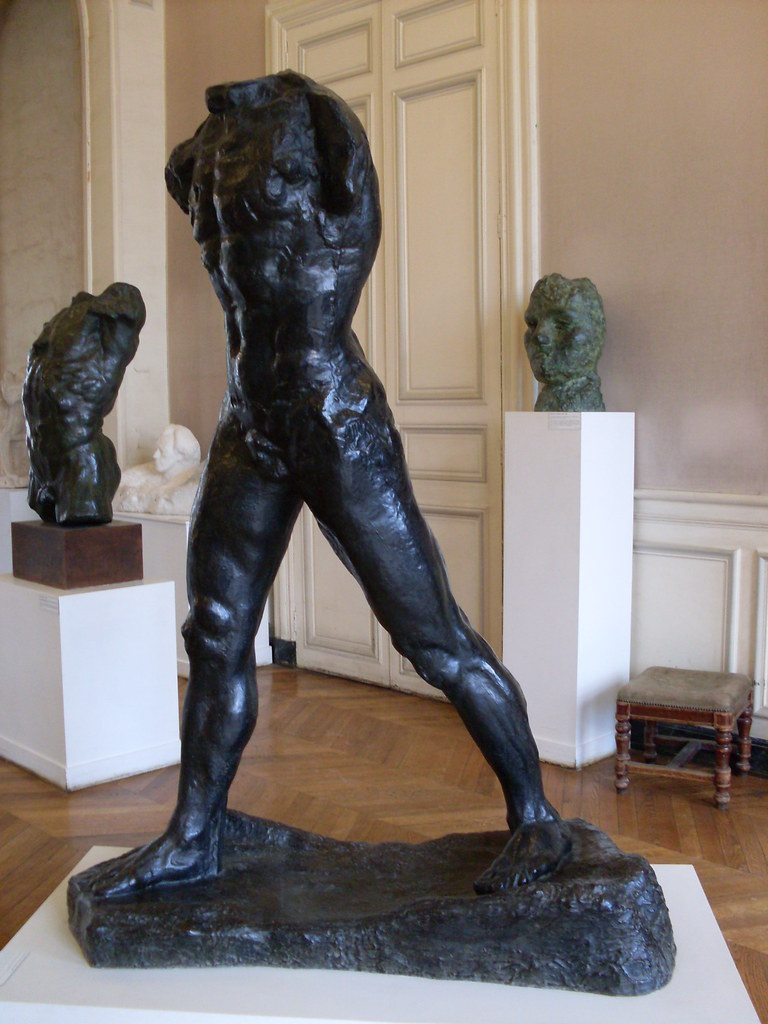 Musee Rodin LHomme qui marche  Auguste RODIN 1840  1917  Flickr