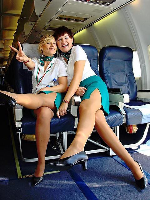 Attendant upskirt flight Upskirt Pussy