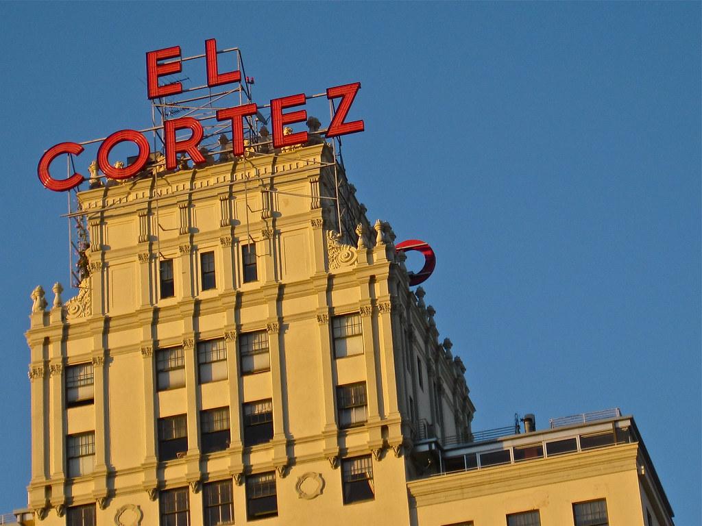 El Cortez San Diego CA  El Cortez Apartment Hotel 702