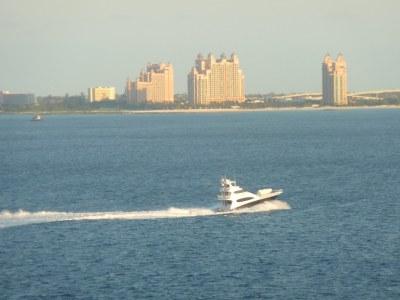 Norwegian Sky Cruise | View of Atlantis and Paradise ...
