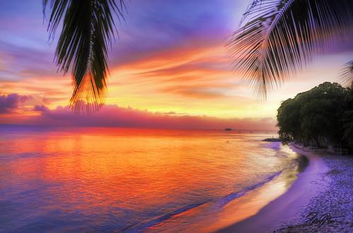 Barbados Sunset Part II  Flickr  Photo Sharing