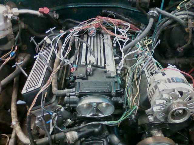Impala Ignition Wiring Diagram 0518111849a What A Rats Nest Lloyd Mace Flickr