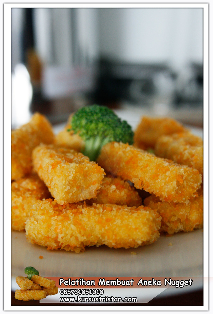 Resep Cara Membuat Chicken Nugget  Resep Chicken Nugget
