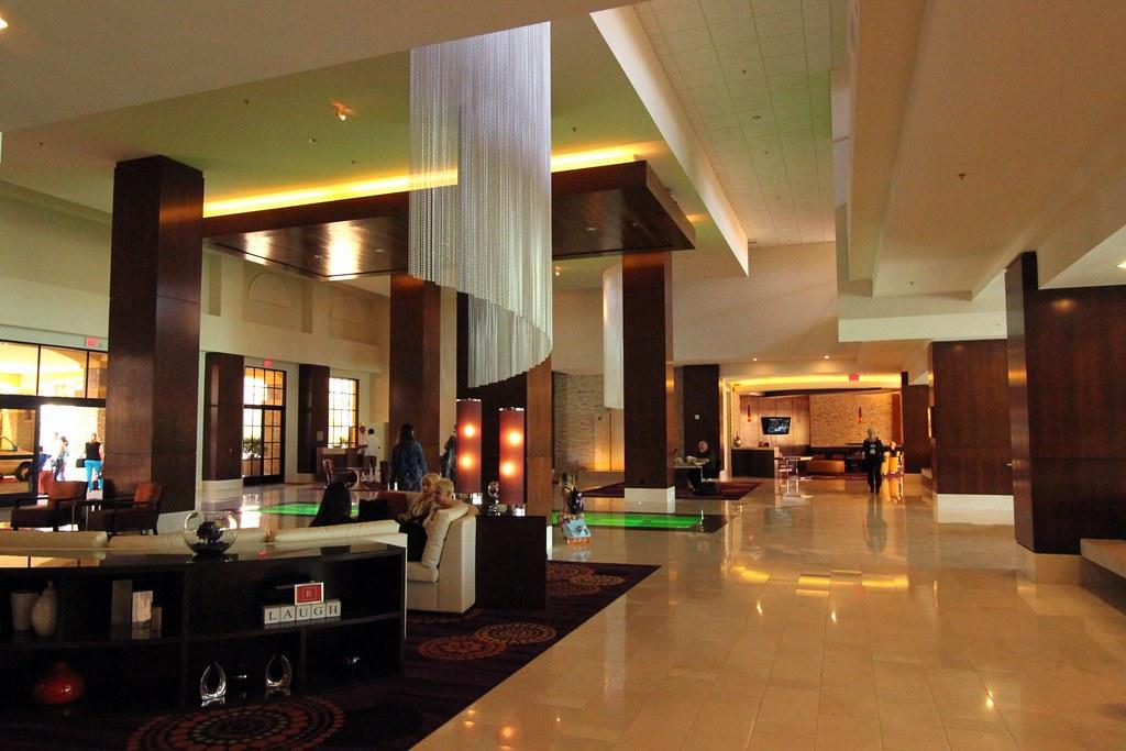 Renaissance Hotel Lobby  Renaissance Resort Palm Springs