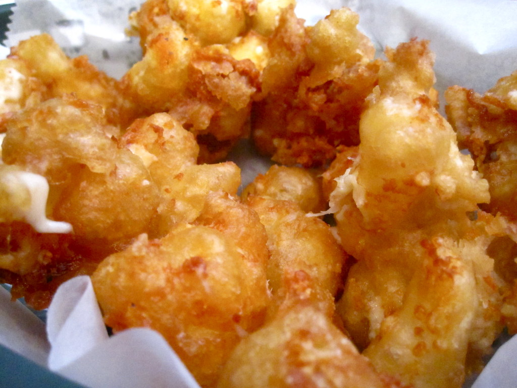 Deep Fried Cheese Curds  Blue Door Pub  Some of the best