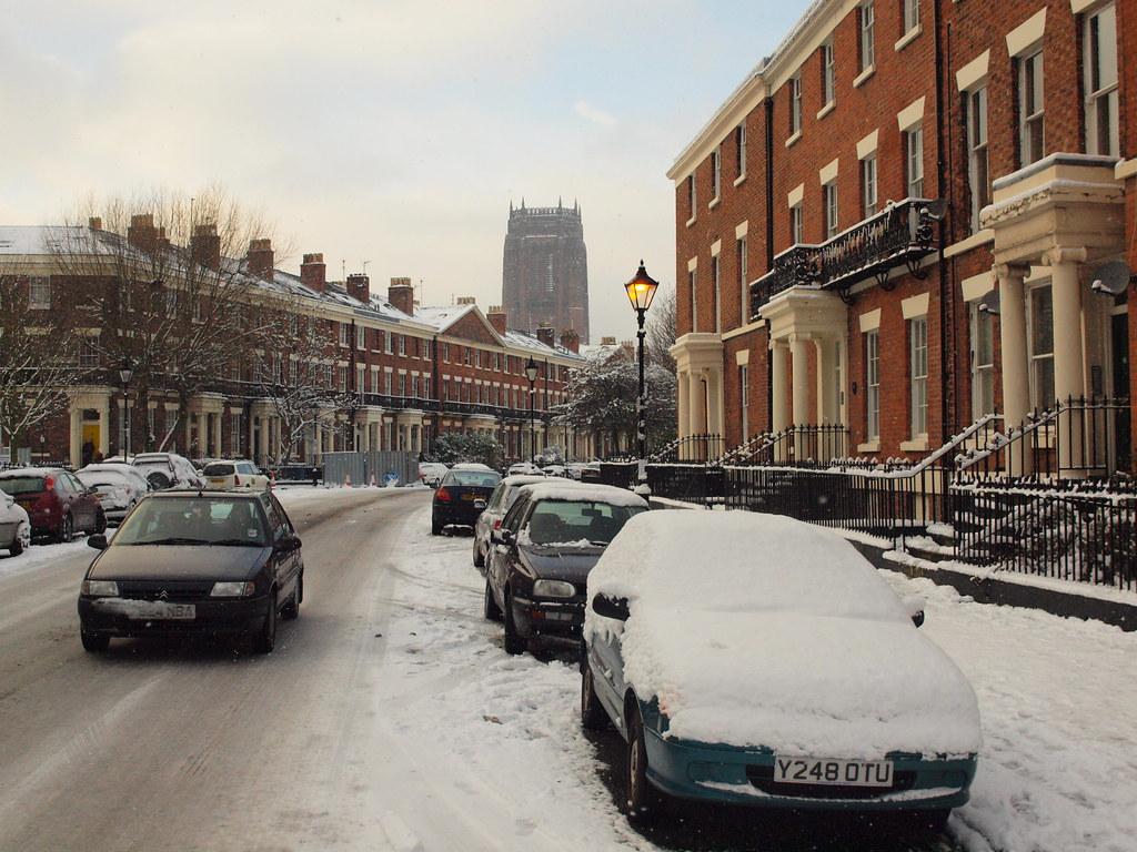 Liverpool Georgian Quarter SomeDriftwood Flickr