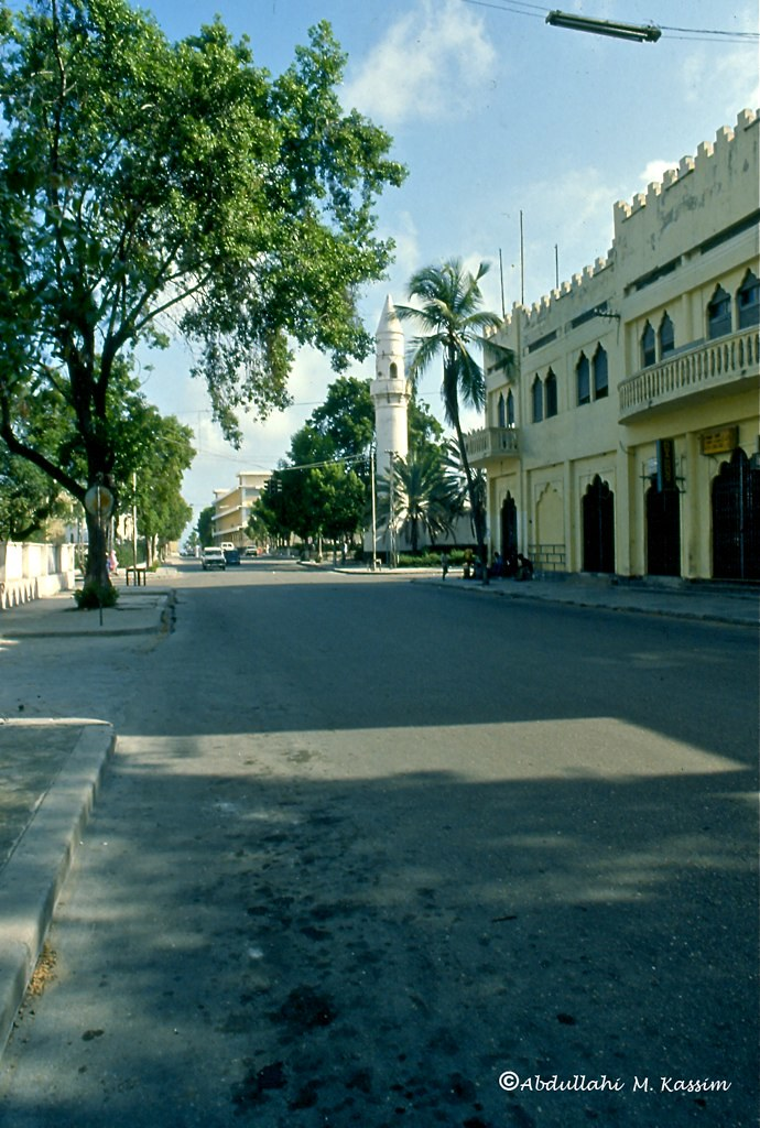 Mogadishu Somalia  Arba Rukun Mosque The building on the  Flickr