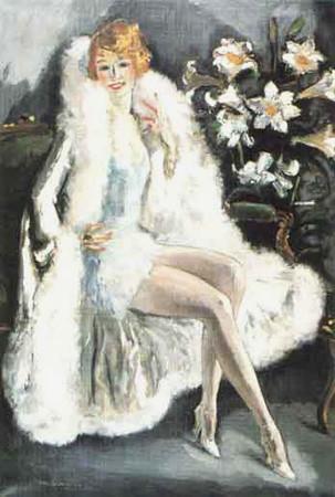 D  Kees van Dongen  Portrait of Lili Damita the Actre  Flickr
