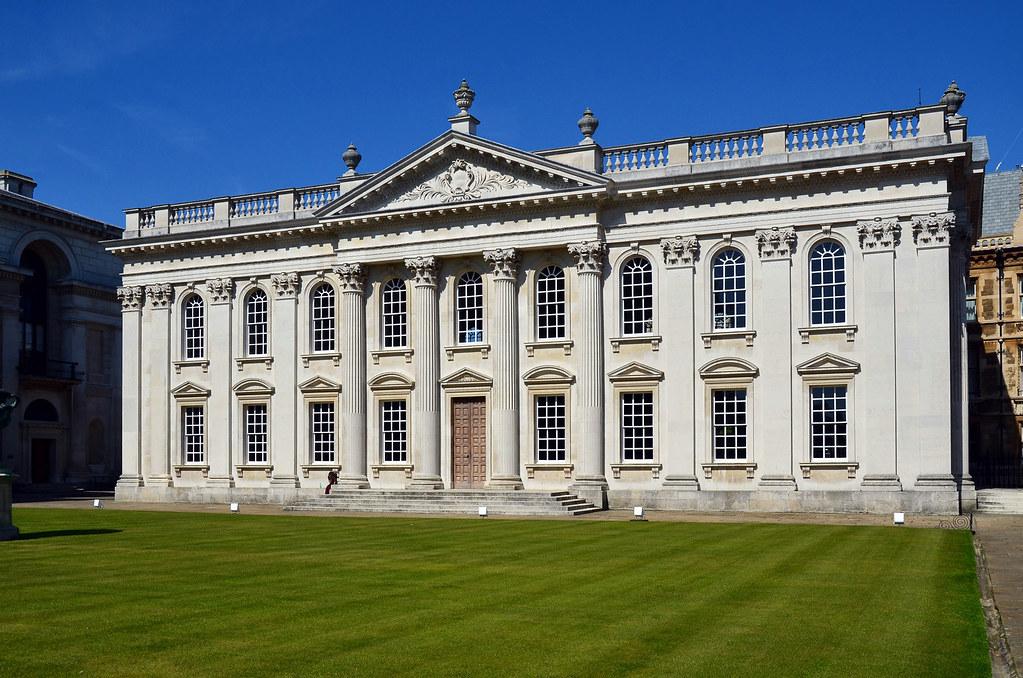 Senate House  Cambridge  Architect James Gibbs neoclass  Flickr