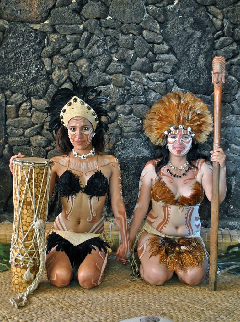 Rapa Nui vestimenta  Karla Paz  Flickr