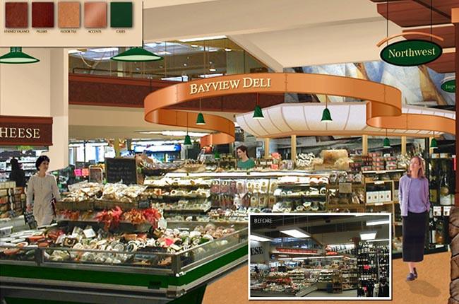 Market Conceptual Design  Interior Grocery Store Design   Flickr