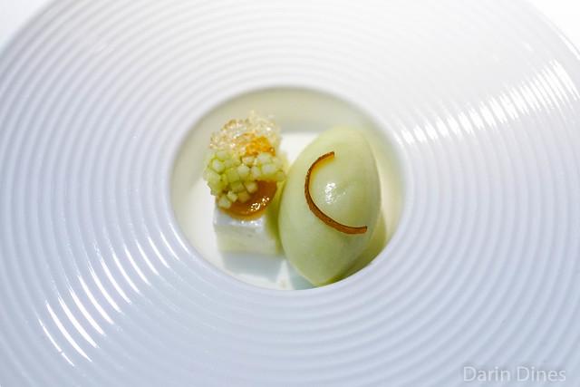 Green Apple Dessert