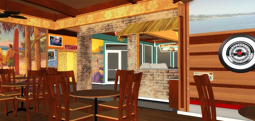 Cafe Design Rendering  Restaurant 3D Design  Cafe Decor   Flickr