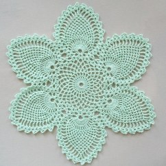 Pineapple Crochet Doily Diagram Uk Domestic Wiring With Motifs In | This Newly-crochete… Flickr