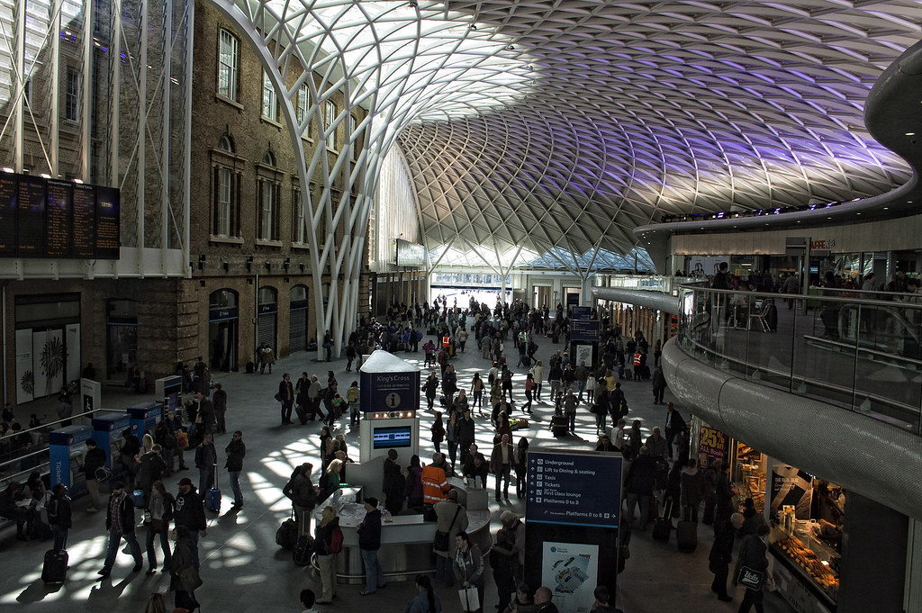 Kings Cross New Structure  A Spectacular New Western