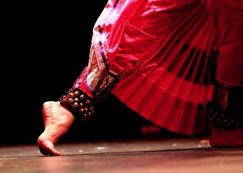 Dance Wallpaper 3d Rhythmic Moves An Indian Classical Dancer S Feet Moving