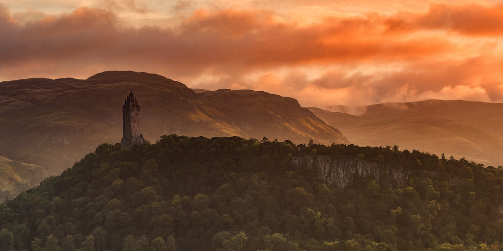 Wallpaper 1080xd The Wallace Monument Stirling The National Wallace