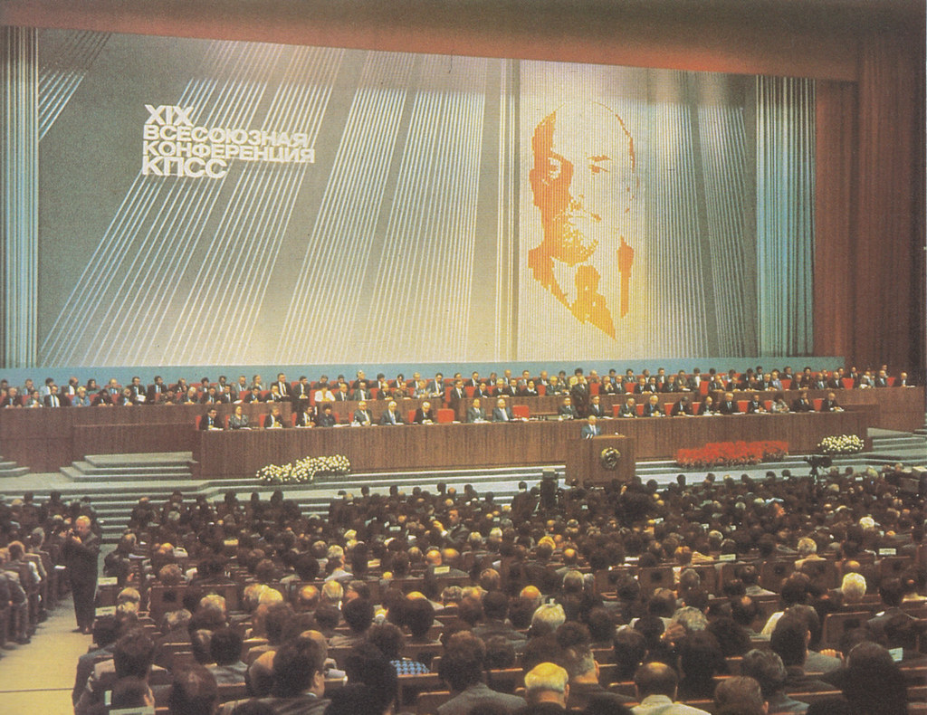 The 19th AllUnion Conference of the Communist Party of th  Flickr