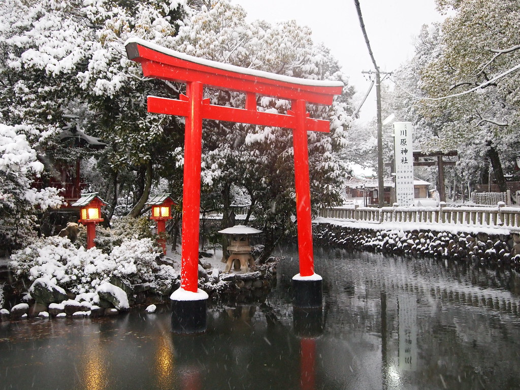 Buddha 3d Wallpaper Hd Japan In Winter I Liked This View In A Shinto Temple
