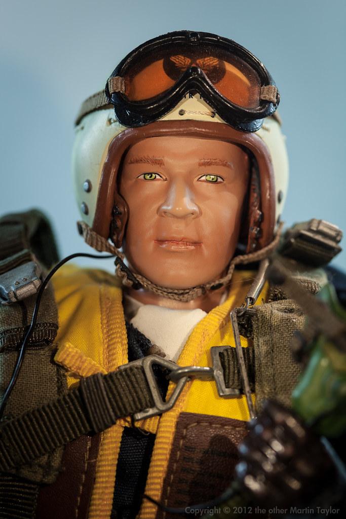 F86 Sabre Pilot Col Walker Bud Mahurin  44365