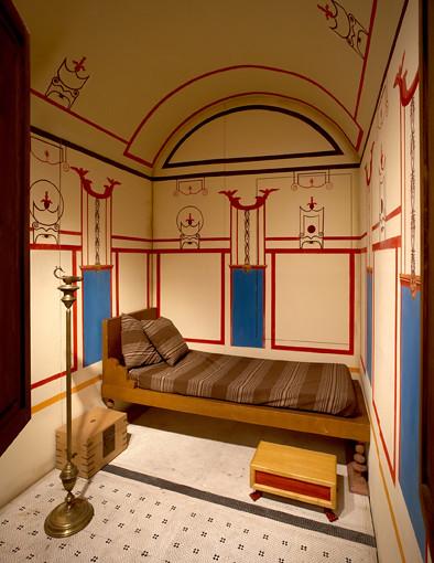 Cubiculum o dormitorio  Cubiculum dormitorio Domus  Autor  Flickr