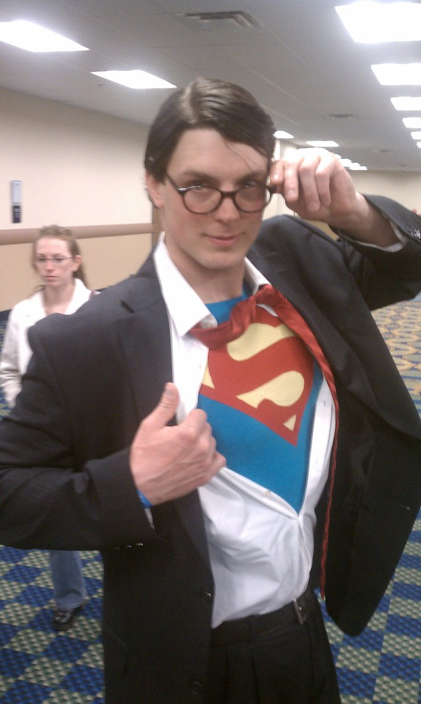 Best Clark Kent costume ever  A collection of cosplay