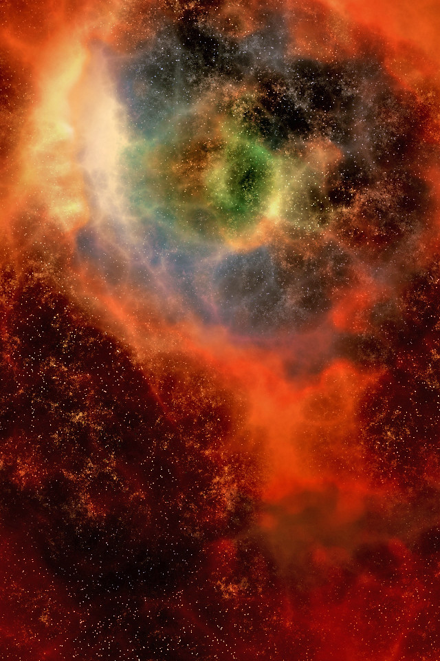 Cool Space Iphone Wallpaper Nebula Iphone Background This Iphone Background 640x960
