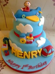 special boy birthday cake