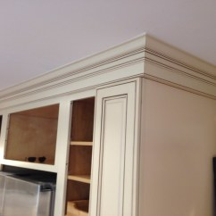 Kitchen Cabinet Crown Molding Red Appliances In Richmond Va 6 The