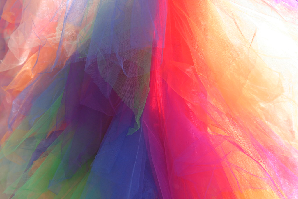 3d Rainbow Wallpaper Download Rainbow Chiffon By Sherrie Thai Of Shaireproductions Com